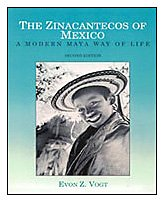 9780030333446: The Zinacantecos of Mexico: A Modern Mayan Way of Life