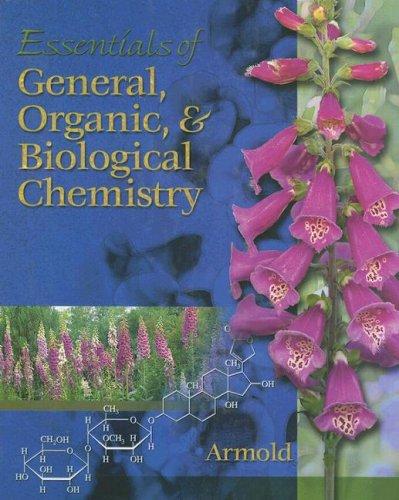 9780030334740: Essentials of General, Organic, and Biochemistry (with CD-ROM)