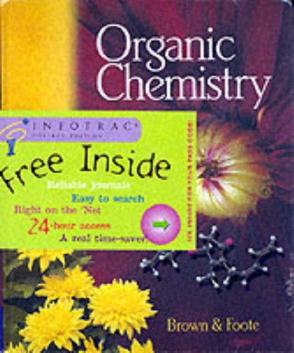 Organic Chemistry: William H. Brown,