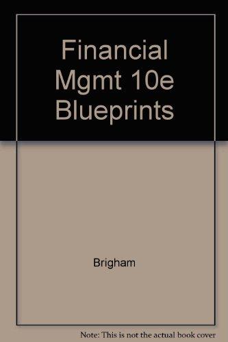 Blueprints: Eugene F. Brigham,