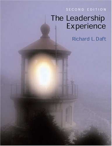 9780030335723: The Leadership Experience