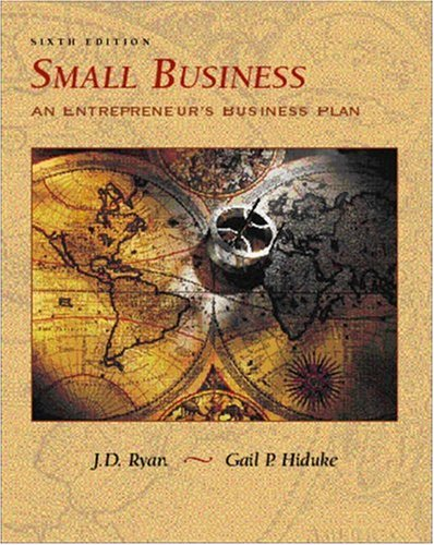 9780030335877: Small Business: An Entrepreneur's Business Plan