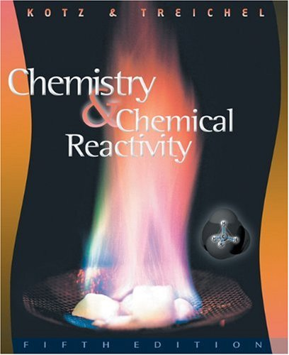 9780030336041: Chemistry and Chemical Reactivity (with CD-ROM)