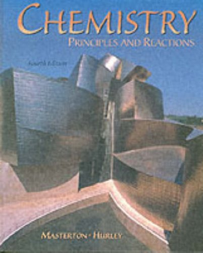 9780030337192: Chemistry: Principles & Reactions
