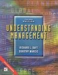 9780030338274: Understanding Management (Harcourt Management Series)