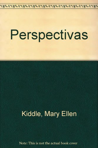 9780030339363: Perspectivas