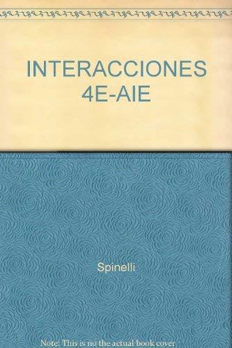 9780030339417: INTERACCIONES 4E-AIE