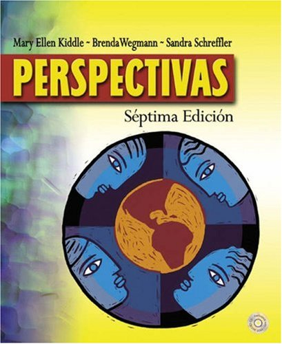 9780030339585: Perspectivas Text/Audio CD Pk