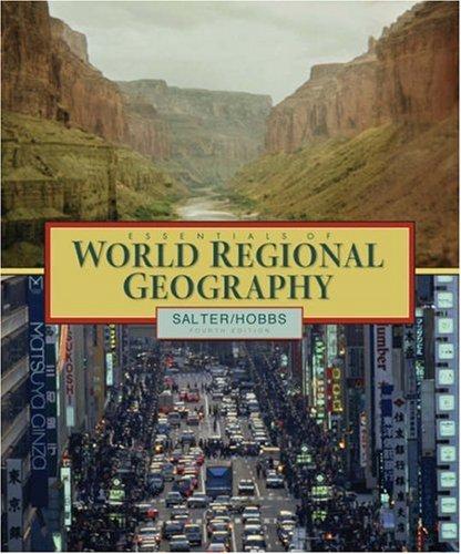 9780030339660: Essentials of World Regional Geography