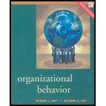 9780030339714: Organizational Behavior : Web-Enhanced - Text Only