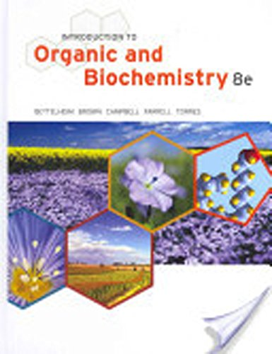 9780030339967: Intro to Organic and Biochemistry