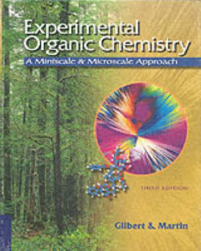 9780030340635: Experimental Organic Chemistry: A Miniscal and Macroscale Approach and Spectroscopy