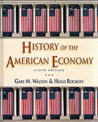 9780030341335: History of the American Economy