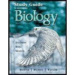 9780030342646: Study Guide for Solomon's Biology, 6th