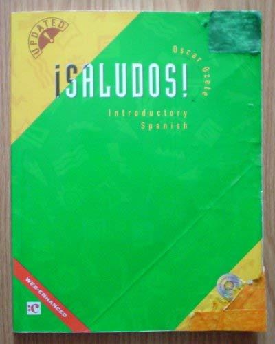 9780030342660: Saludos!: Web Enhanced-text