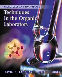 9780030343117: Microscale and Macroscale Techniques in the Organic Laboratory
