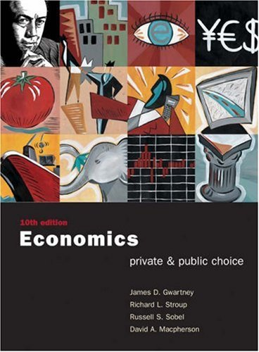 9780030343988: Economics: Private and Public Choice with Xtra! CD-ROM and InfoTrac College Edition (Economics: Private & Public Choice)