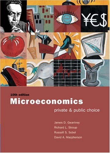 9780030344824: Microeconomics: Private and Public Policy with Xtra! CD-ROM and InfoTrac College Edition