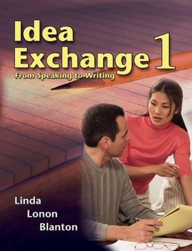 9780030344886: Idea Exchange 2: From Speaking to Writing