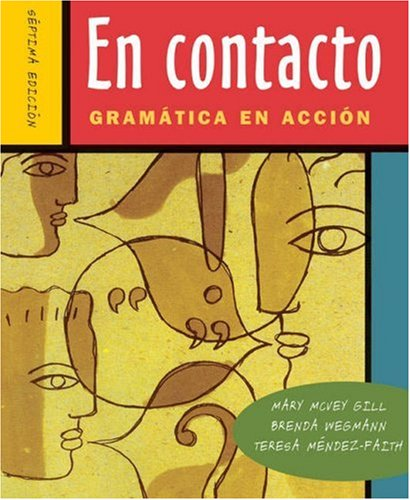 9780030345265: En contacto: Gramática en accion (with Audio CD)