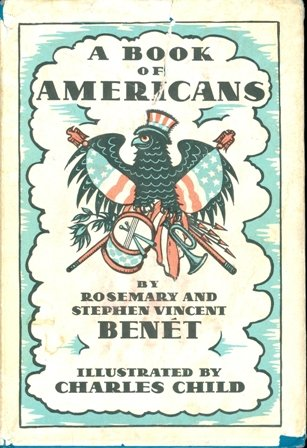 9780030351204: A Book of Americans