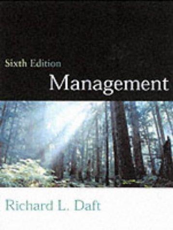 9780030351389: Management
