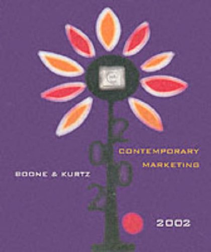 9780030351723: Contemporary Marketing 2002