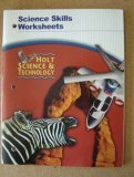 9780030351976: Holt Science and Technology : Science Skills Worksheets