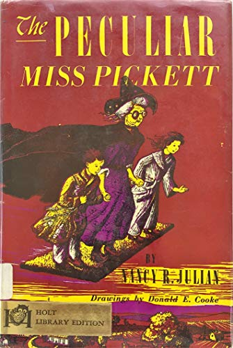 9780030352652: Peculiar Miss Pickett