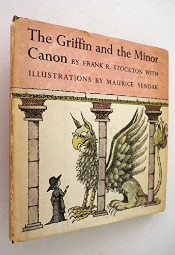 9780030353208: The Griffin and the Minor Canon