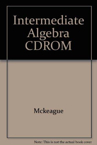 9780030353727: Intermediate Algebra (with Digital Video Companion)