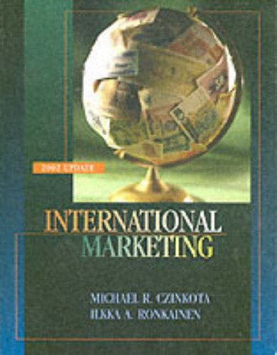 9780030353895: International Marketing Update 2002