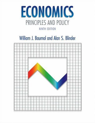 9780030354571: Economics With Infotrac: Principles and Policy
