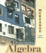 9780030355080: Elementary Algebra (with Digital Video Companion)