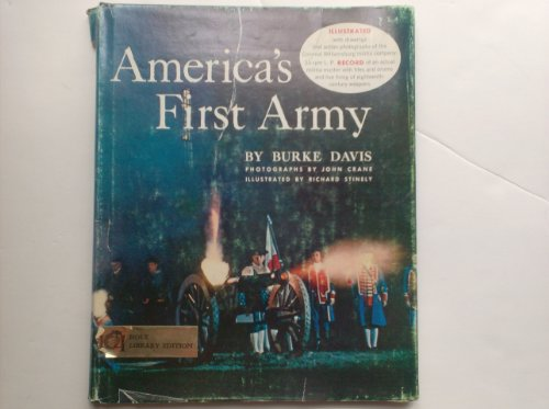 9780030355257: America's First Army