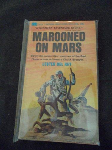 9780030355905: Marooned on Mars