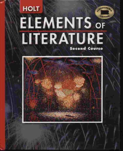 9780030356711: Holt Elements of Literature Ohio: Student Edition Grade 11 2005
