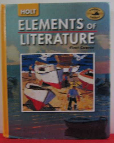 9780030357022: Holt Elements of Literature Virginia: Student Edition Grade 7 2005 (Eolit 2005)