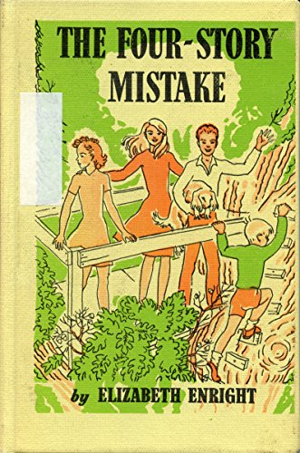 9780030357657: The Four-Story Mistake