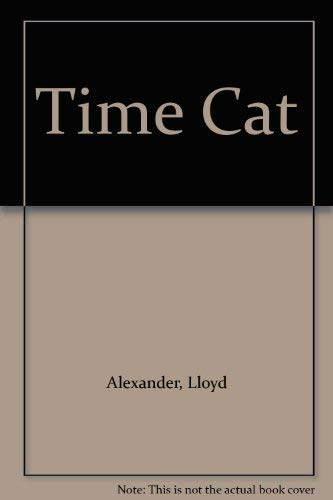 9780030358159: Time Cat