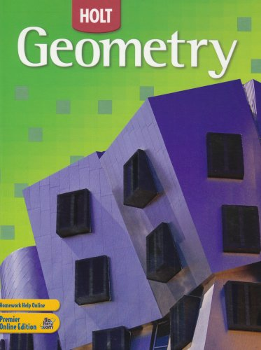 9780030358289: Holt Geometry: Student Edition 2007