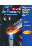 9780030362064: Holt Chemistry New York: Review Guide