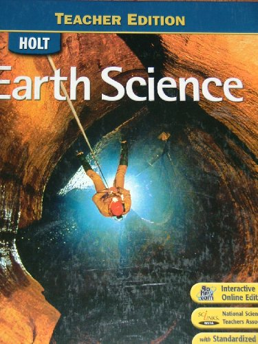 9780030363399: Holt Earth Science
