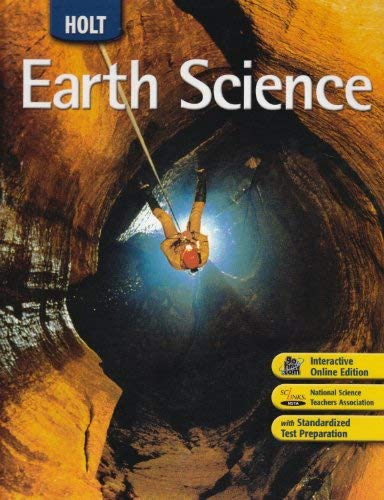 9780030363634: Earth Science, Grade 10: Holt Earth Science Florida (Holt Earth Sci 2006)
