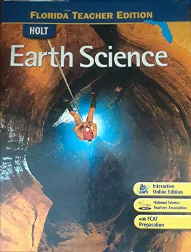 9780030363641: Holt Earth Science (Florida Teacher Edition)