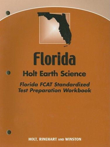 9780030363689: Holt Earth Science Florida: FCAT Standardized Test Preparation Workbook