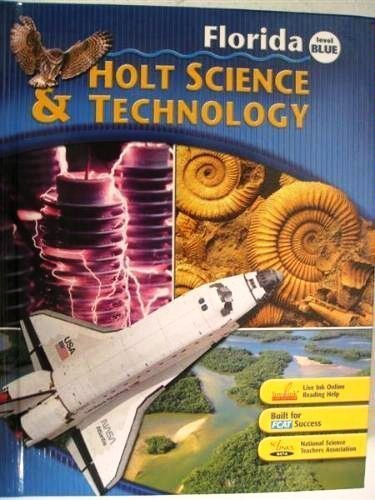 9780030363788: Holt Science & Technology, Florida - Level Blue