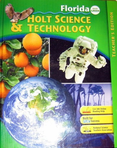 9780030363795: Holt Science & Technology (TEACHER'S EDITION)