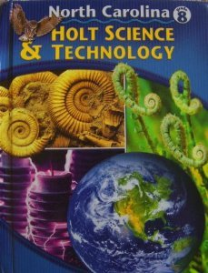 9780030364747: North Carolina Holt Science and Technology Lab Videos on DVD