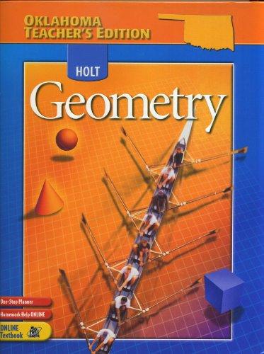 9780030366437: Oklahoma Geometry, 2004